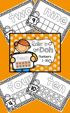 Just add dough and let the fun begin! Your students will instantly be engaged in this hands-on activity and not even realize they're learning. But they are! They're developing valuable number sense skills and learning that numbers are represented in lots of different ways.