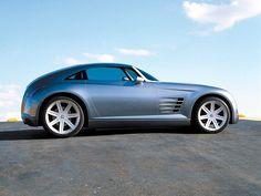 Chrysler Crossfire - enjoying life in style