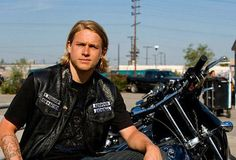 Sons on Anarchy stars spilling Christian Grey secrets! Swooooon