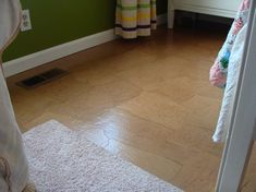 Brown-Bag:  Floor...contains link to excellent informative Video: A DIY Alternative to Wood Floors Using Brown Paper