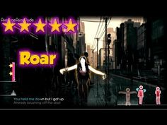 ▶ Just Dance 2014 - Roar - 5* Stars (DLC) - YouTube