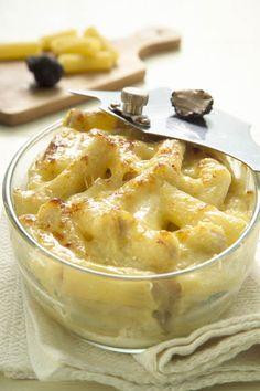 Four Cheese Pasta – Italian Mac & Cheese