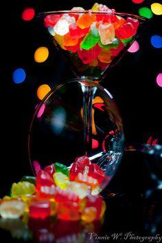 Gummi martini! Love Gummy bears