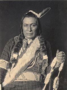 Alikot (aka Frog) - Nez Perce – 1906