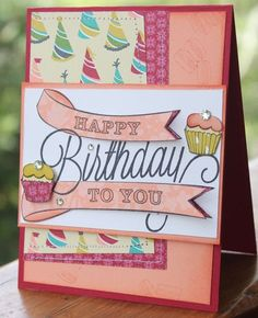 Stampin with Heather