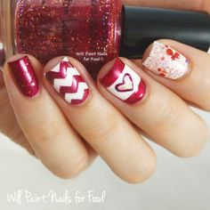 Will Paint Nails for Food: I'm Back! And Happy Canada Day!