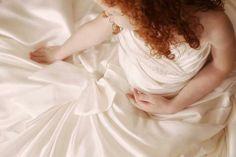 Wearing Mothers wedding dress, beloit wisconsin little girl photo ideas lisa karr photography