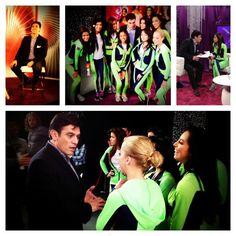 #Rogelianas aqui una foto de @jorgesalinasmex en el reto de las chicas de #NBL.