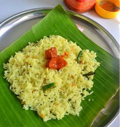 Quick Lemon Rice Recipe