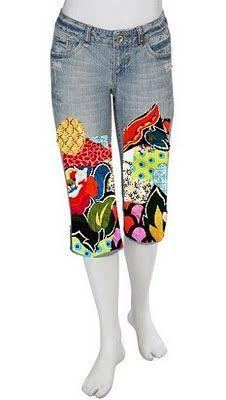 refashion - jeans