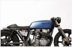 Honda CB750 K6 - ScratchMonkee - Pipeburn - Purveyors of Classic Motorcycles, Cafe Racers & Custom motorbikes