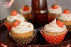 Cute easy fall cupcakes