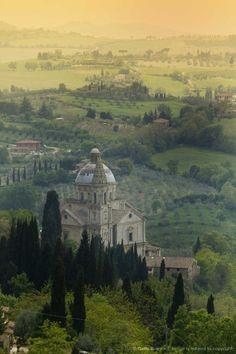 Italy. Tuscany. Montepulciano.