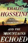 khale hosseini, kite, librari, book clubs, mountain echo, writer, novel, new books, father