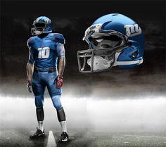 new NY Giants uniforms?