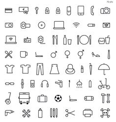 icon design, iconography design