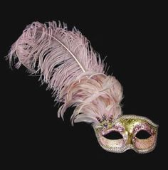 Colombina Can Can Gold Pink