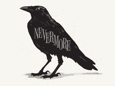 Quote the raven... by Damian King