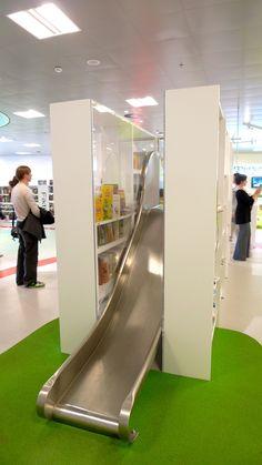Hjorring (Denmark) Public Library