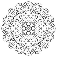 Mandala 576