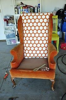 reupholster how-to