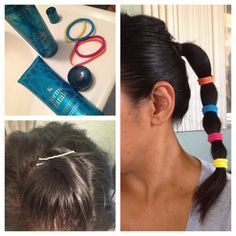 5 Days of Easy Summer Hairstyles - Day 1: A Twist On the Old Ponytail