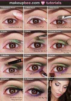 Step-By-Step Tutorial for Sweet Look :)