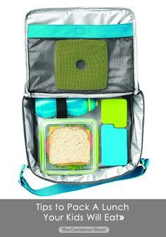 Pack A Lunch Your Kids Will Eat #backtoschool #lockersandlunches