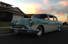 Hubba hubba! '54 Buick Special.