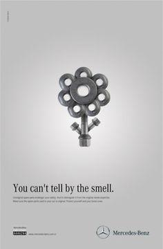 Mercedes Benz Advertising | #ads #marketing #funny #creative #werbung #print #advertising #campaign < repinned by www.BlickeDeeler.de | Follow us on www.facebook.com/BlickeDeeler   #advertisements #advertising www.rx4gigs.com