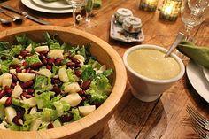 Dijon Pistachio Dressing /Dip A no-oil salad dressing from Dr. Fuhrman