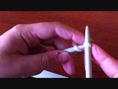 Maglia - lezione 4: Metodo alternativo per montare le maglie