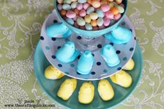 easter projects old and new at the crafting chicks.