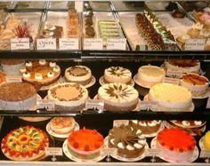 cakes tarts pies PASTRIES