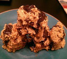 Almond Butter Chocolate Chip Cookies @LoveMinimalist
