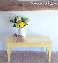 One of the many charming pieces at sweetpickinsfurniture.com