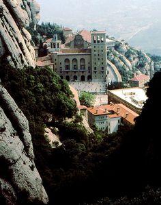 Montserrat Monastery - Catalonia, Spain
