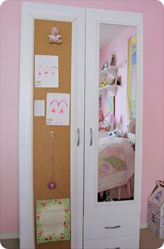 DIY ikea to pb wardrobe 2