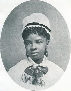 Mary Eliza Mahoney, the first African-American to study and work as a trained nurse in the United States. She was also a co-founder of the National Association of Colored Graduate Nurses.