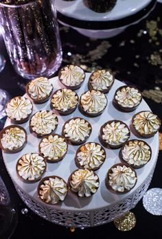 year parti, smore cup, delici treat, event treat, sweet event