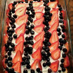 Easy Fourth of July Dessert
