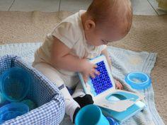 Treasure Baskets for Baby- Sensory Play