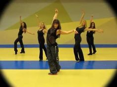 ZUMBA Choreography Follow the Leader by Wisin & Yandel ft Jennifer Lopez