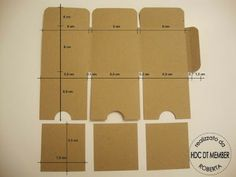 Hobby of Paper - small flip book with pockets 2