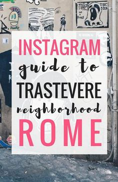 An Instagram Guide t