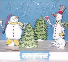 Snow much fun Stamp Set