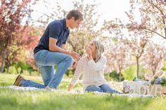 Janie + Ethan - Calgary Engagement Photography