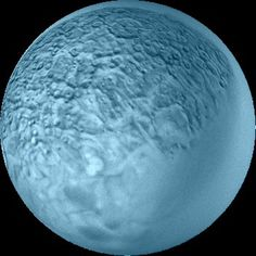 Umbriel, another shot of the moon of Uranus