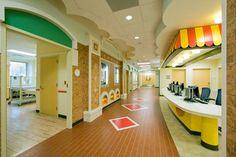 Patient Floor, Children's Memorial Hermann Hospital - Texas Medical Center.
