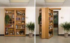 The Hidden Bookcase